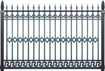 Ограда Парковая