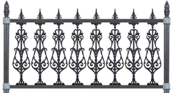 Ограда Монастырская