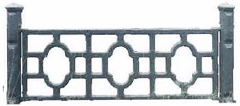 Ограда «Газонная»