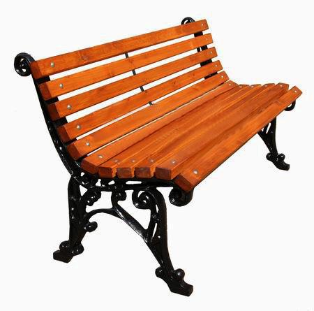 """Чугунная скамейка """"Эллада"""""""