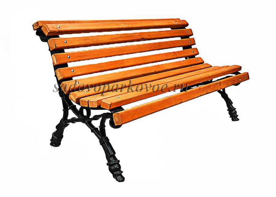 Скамейка чугунная Универсальная